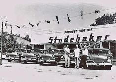 441 Best Vintage Car Dealerships Images On Pinterest