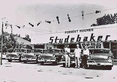 Studebaker Dealer in 1956.