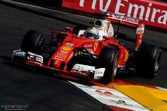 Sebastian Vettel, Scuderia Ferrari SF16-H, Monte-Carlo, 2016