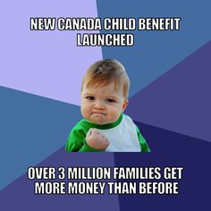 """News about """"Canada Child Benefit"""" on Twitter"""