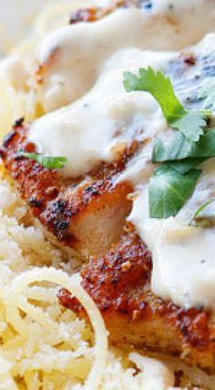 Crispy Lemon Chicken Pasta ❊