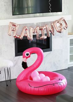 flamingo birthday pa