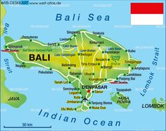 java bali travel map 1st edition 2002 2003 edition comprehensive country maps