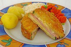 Zucchini - Cordon bleu (Rezept mit Bild) von Sivi | Chefkoch.de