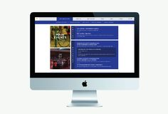 YALLFest Website - stitch
