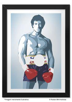 a413bcd8373ba Rocky - Rocky Balboa - Drama Suspense - Filmes