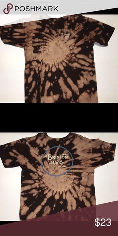 Brixton Bleached Tee Size large Brixton Shirts Tees - Short Sleeve