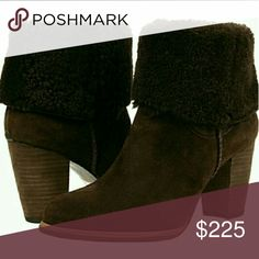 Spotted while shopping on Poshmark: UGG CHARLEE Heeled Boot in Brown NWOB!! #poshmark #fashion #shopping #style #UGG #Shoes