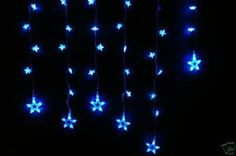 105 Blue Led 15 Piece Snowflake Curtain Lights For Frozen Themed Parties (L33... Christmas Shop http://www.amazon.com/dp/B00JF6JYVQ/ref=cm_sw_r_pi_dp_SlBTtb1TW895PPMT