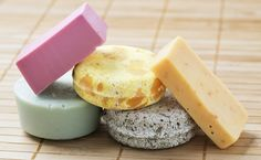 Shea melt and pour soap is super easy and fun to make. Shea Melt and pour soap can be molded, colored, and scented. Shea Butter Face, Melt And Pour, Homemade Soap Recipes, Homemade Products, Soap Display, Soap Packaging, Home Made Soap, Handmade Soaps, Soap Making