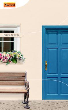 Cores claras para pintar casas por dentro
