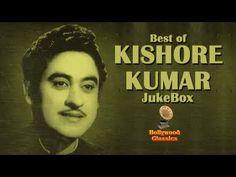 Kishore Kumar Hit Songs Jukebox - Classic Bollywood Songs - Old Hindi Songs - YouTube