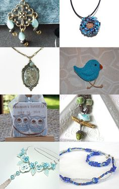 it's the little things that make the outfit by Beth on Etsy--Pinned with TreasuryPin.com