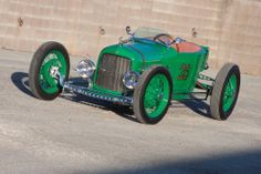 26 Lakes Modified Roadster
