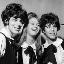 The Shangri-Las---thanks American Studies for introducing me to them!