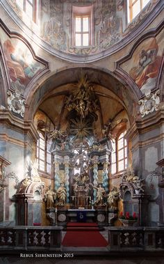 #DE #Neuzelle #EvangelischePfarrkirche #ZumHeiligenKreuz #Altar