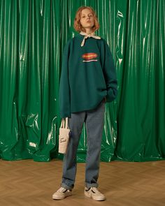 2017 ADER newest collection 'Futro' open www.adererror.com #ader#fashion#brand#collection#open#futro