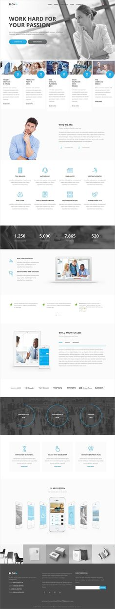 Elon is beautifully #design multipurpose responsive #WordPress theme for every business #office like fintech, businesses, agencies, freelancer, individuals, web agency, financial, creative agencies websites with 20+ niche homepage layouts download now➩ https://themeforest.net/item/elon-businesses-and-agencies-theme/19297736?ref=Datasata