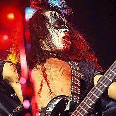 Kiss Images, Kiss Pictures, Hard Rock, Vinnie Vincent, Eric Carr, Peter Criss, Kiss Photo, Love Gun, Kiss Band