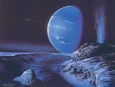 Planet Neptune From Space (page 3) - Pics about space
