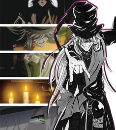 Wow. Undertaker is very creepy! *smiles evilly*