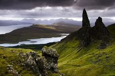 THE MYSTERIOUS LANDS OF THE INNER HEBRIDES, SCOTLAND • DESIGN. / VISUAL.