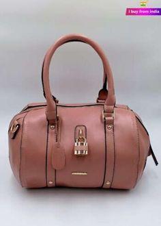 Handbags Online   Buy Handbags for women Discount   i Buy From India Branded Handbags Online, Beautiful Handbags, Online Sales, Designer Handbags, Leather Handbags, Women Accessories, India, Pink, Fashion