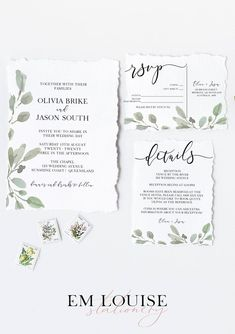 Hey lovely. Looking for wedding stationery that is BEAUTIFUL ...and budget-friendly? Well, this Olive Branch Printable Wedding Invitation Set is bound to put a big smile on your dial. If you don't mind a little DIY, this template is super-easy to edit, download and print. A perfect complement to your special day! Click through to view out entire range! #weddinginvitationtemplates #weddingsonabudget #diyweddings #weddinginvite