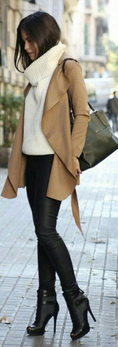 Cowneck Sweater