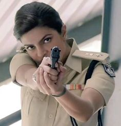 Don't get scared of #PriyankaChopra's new look. Get ready to fall in love with #AbhaMathur Meet her today in a theater new you #FunCinemas World Square Mall - WSM