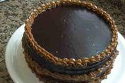 Con esta tarta no solo conseguiréis traer un pequeño pedazo de la maravillosa gastronomía italiana a vuestros hogares, sino tener siempre a mano un dulce perfecto para cualquier ocasión y que, además, a los niños les encantará.    Para la crema: + 750 ml. de leche, + Cáscara de limón, + 3 hue Tortas Light, Salsa, Chocolates, Ideas, Lemon Cookies, Lemon Desserts, Apple Desserts, Limeade Recipe, Chocolate Sponge Cake