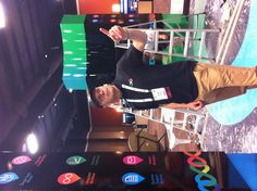 Want a demo? Our very own Head of Product Strategy is waiting for you on the Xuber booth! Looking good John!