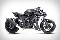 The Kawasaki Ninja 250 is a fine bike, if a little middling. But with Brasse's modification kit, you can transform it into something considerably more unique. It comes complete with