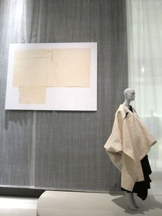 Comme des Garcons by Rei Kawakubo. Future Beauty Exhibition. via pleatfarm