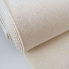 Japanese-Sevenberry-Basic-Plain-Natural-Cotton-Linen-Fabric-55-Linen-45-Cotton