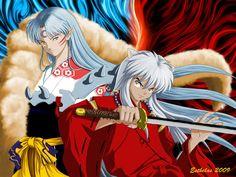 Sesshomaru and Inuyasha