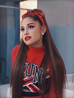 ari in thank,U next !out now the new album o f ariana grande avabille Pleaee see it Love u babies,! Ariana Grande Fotos, Ariana Grande Outfits, Ariana Grande Brasil, Ariana Grande Pictures, Ariana Grande Cute, Photo Star, Ariana Grande Wallpaper, Dangerous Woman, Billie Eilish