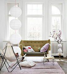 Huiskamer Lampen Brengen Decoratie en zijn Belangrijke Woonaccessoires in een Woonkamer Interieur LEES MEER...