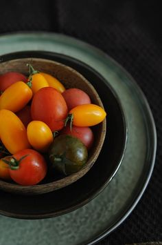 """Fresh Heirloom Tomato and Onion Salad in my latest…….  Home Cookin' !! (Great Homes Great Food !!!).....  Fresh and Clean Salads in a Hong Kong Crib that is """"So Fresh and So Clean"""""""