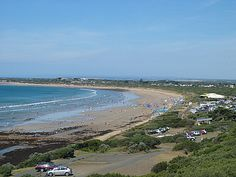 "Ocean Grove Beach, Australia....  ""Memories"""