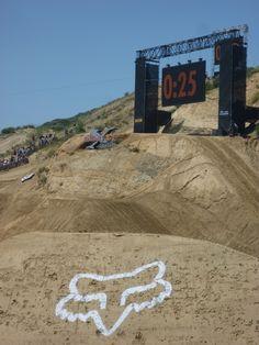 Taken at Glen Helen 2012 motorcross event