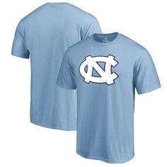 947e64bf3 North Carolina Tar Heels Primary Logo T-Shirt - Carolina Blue