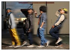 Mindless Behavior. I LOVE THEM! PRODIJJAAYY!(How British people spell and say his name. [Prodigy]) I love him! Lol