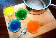 recipe: cornstarch paint...