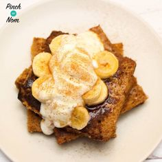 I love Syn Free French Toast. Totally indulgent, sweet and, well, amazing! And it's easier than you think to make a Slimming World syn free version!!