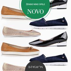 Odaberite nove niske cipele! 🌸 https://hr.bfashion.com/zenska-obuca/niske-cipele 🌸