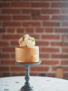 2 Gray Wedding Cake Stands