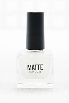 Matte Top Coat Nail Polish