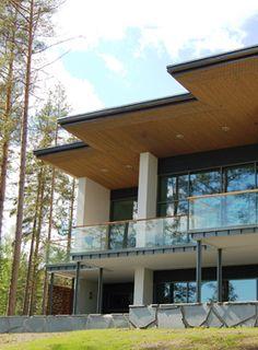 villa valo, kuopio, finland Finland, Buildings, Sculptures, Country, Architecture, Outdoor Decor, Modern, Home Decor, Amazing