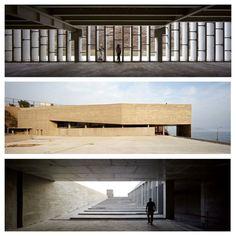 Under Construction. Lugar de la Memoria. Barclay & Crousse Architecture. Lima, Peru.  http://estudiopalma.cl/lugar_de_la_memoria